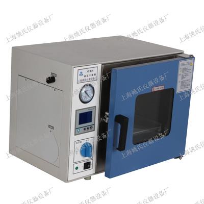 YZF-6032台式上海真空干燥箱电热真空烘箱烤箱真空脱泡箱